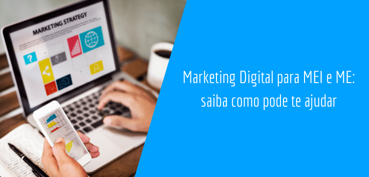 marketing digital para MEI e ME